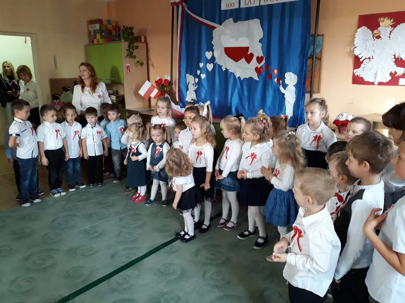 Więcej o: Uroczystość 100 rocznicy Odzyskania Niepodległości