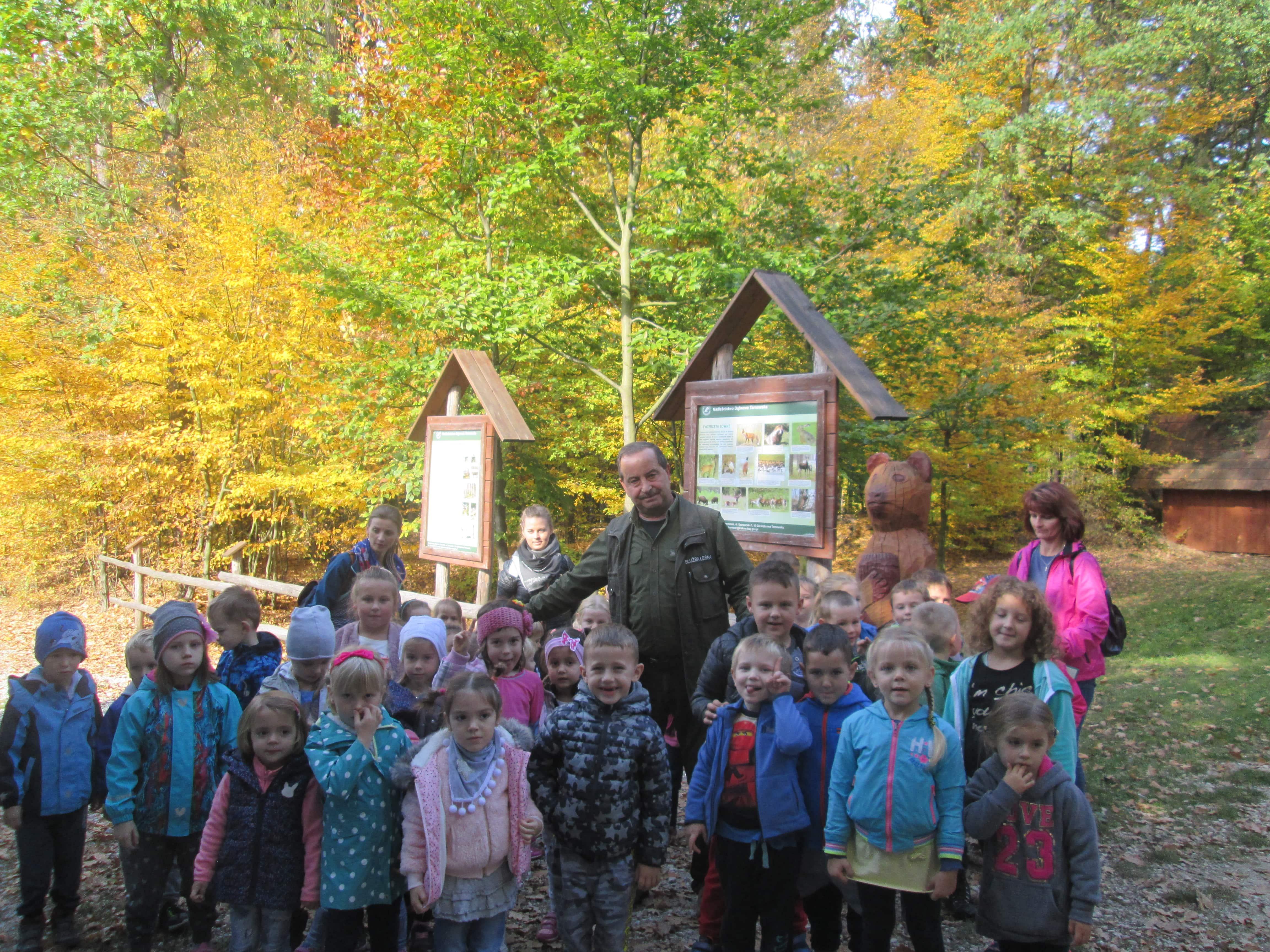 Więcej o: Wycieczka do lasu