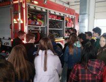 Więcej o Wycieczka do Państwowej Straży Pożarnej w Bochni
